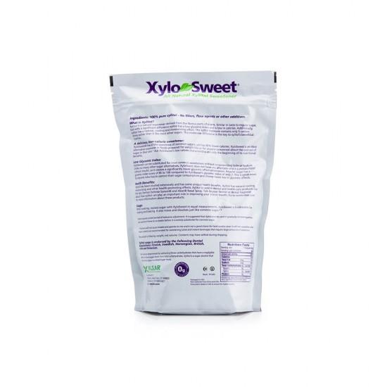 Xylitol Sweetener, 3lb Bag