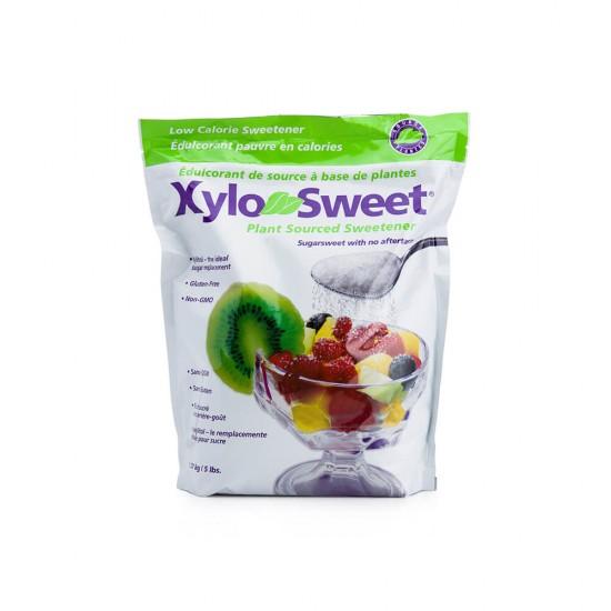 Xylitol Sweetener, 5lb Bag