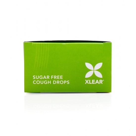 Dropsuri Xlear impotriva tusei - cirese amare, cutie cu 30 buc.