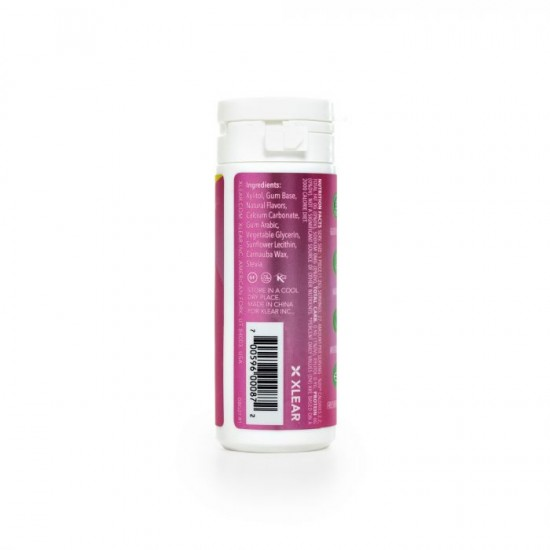 Guma de mestecat Spry, tub cu 27 tablete, bubble-gum