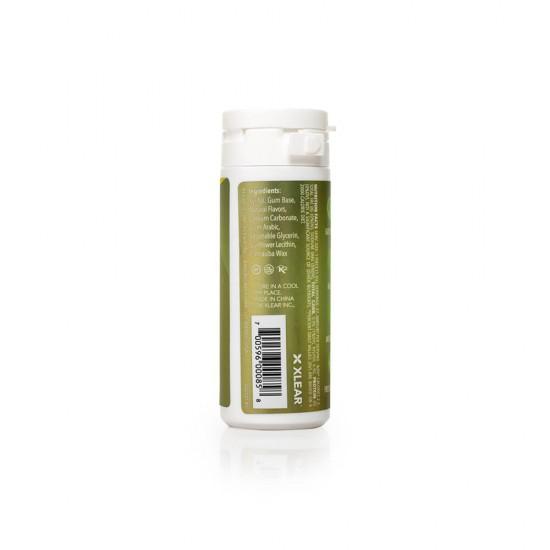 Natural Green Tea Xylitol Gum - 27ct