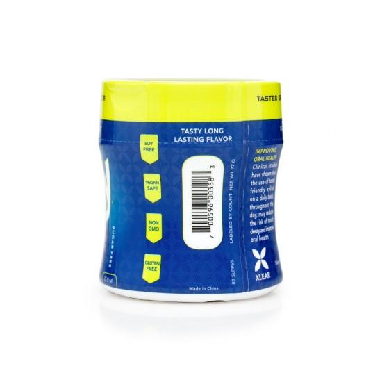 Stronger Longer Peppermint Xylitol Gum - 55ct