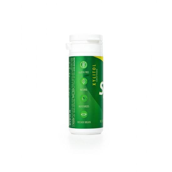 Natural Spearmint Xylitol Gum - 27ct