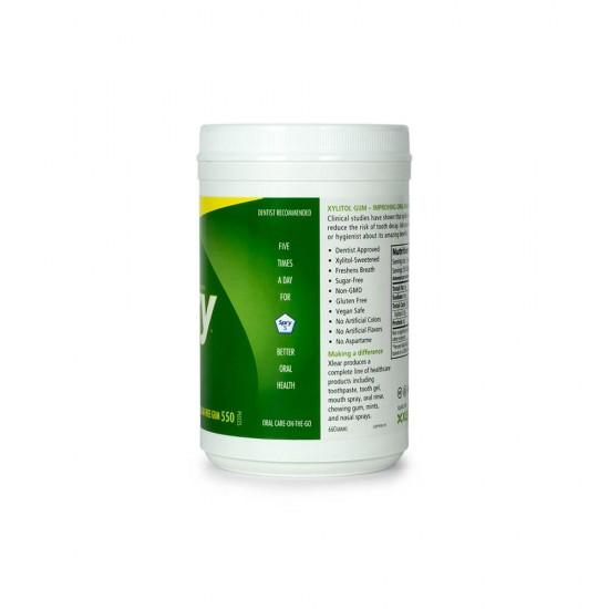 Natural Spearmint Xylitol Gum - 550ct