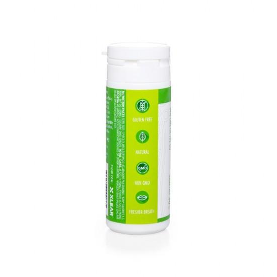 Green Apple Mint Xylitol Gum - 30ct