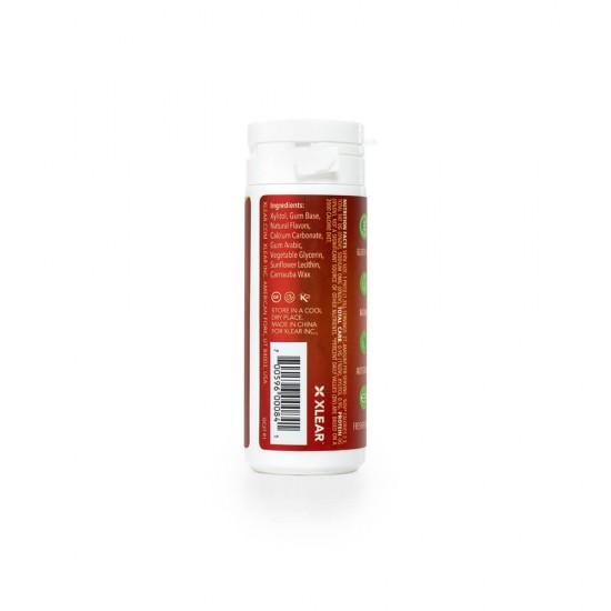 Natural Cinnamon Xylitol Gum - 27ct