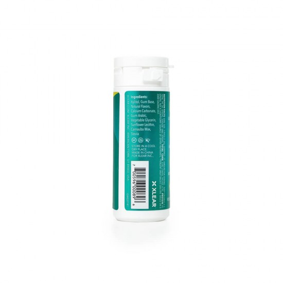 Natural Wintergreen Xylitol Gum - 27ct