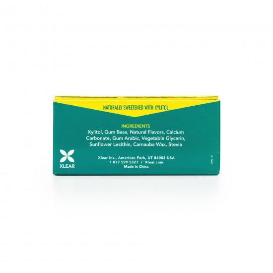 Guma de mestecat SPRY, folie cu 10 tablete, wintergreen