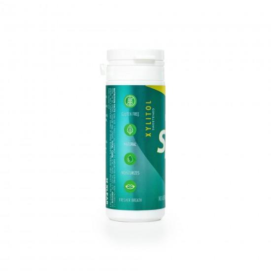 Guma de mestecat Spry, tub cu 27 tablete, wintergreen