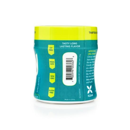 Stronger Longer Wintergreen Xylitol Gum - 55ct