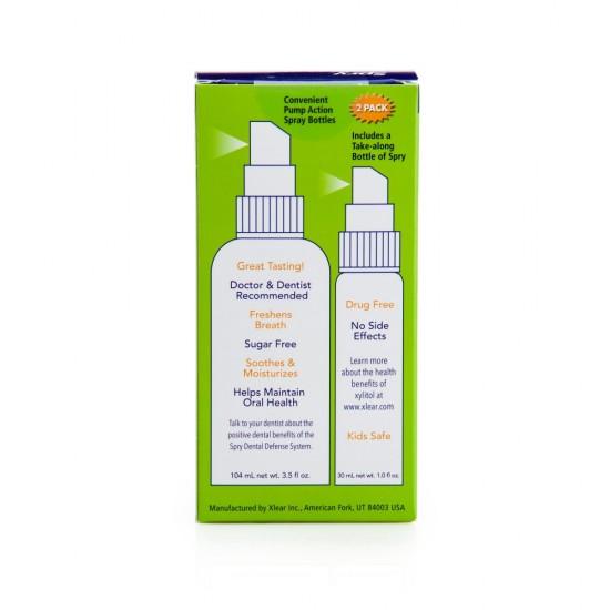 Xylitol Moisturizing Mouth Spray