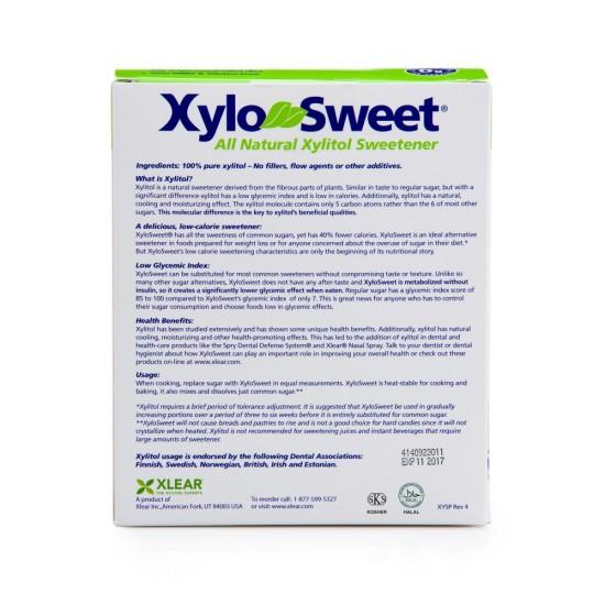 XyloSweet, cutie cu 100 pliculete x 4 gr.