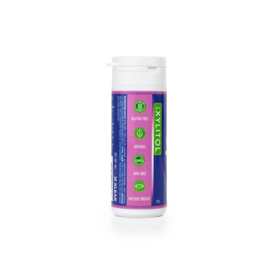 Natural Berry Blast Xylitol Mints - 45ct