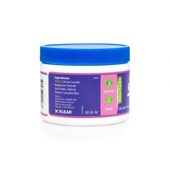 Natural Berry Blast Xylitol Mints - 240ct