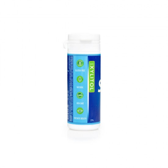 Natural Peppermint Xylitol Mints - 45ct