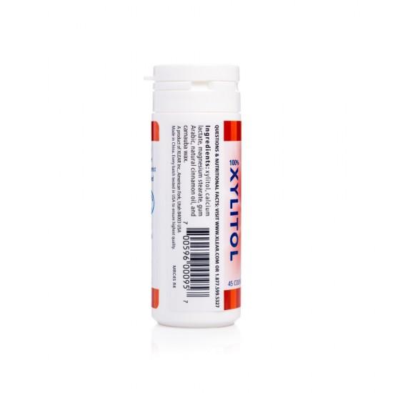 Natural Cinnamon Xylitol Mints - 45ct