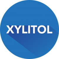 100% Xylitol Sweetened